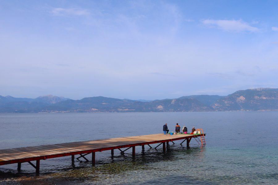 Coastal Views in Greece
