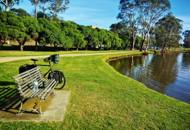 Bicycle Touring in Gippsland, Victoria