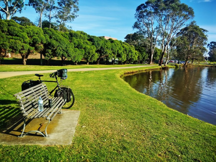 Mini Bicycle Touring in Gippsland, Victoria