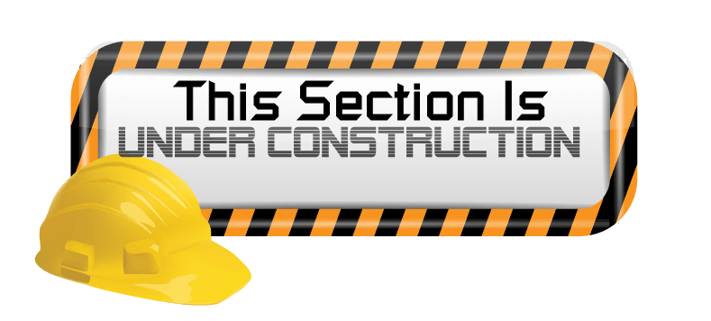 Lee Fritze - Section Under Construction