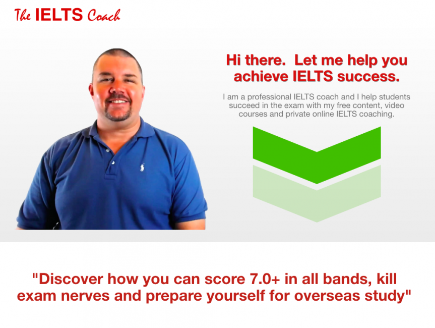 The IELTS Coach Website