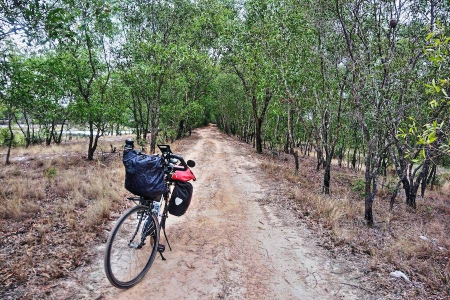 Bicycle Touring in Central Vietnam